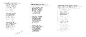 Wie aus an Schas a Kas wird - Österreichische Bundeshymne, das Rezept