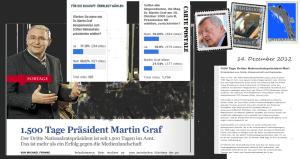 1500 Tage Permanente Affäre Martin Graf