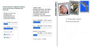 Langzeitumfragen Martin Graf Zwischenstand 07-12-12