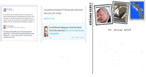 Heinz Christian Strache - Elfriede Jelinek