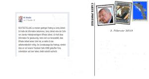 Elfriede Jelinek hat keinen Sohn und Freiheitliche sind noch nicht einmal eingeschult