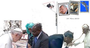 Franziskus Mugabe Spindelegger Benedikt