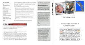 Für Leopold Kunschak setzt Paul Mychalewicz weiter auf die unselige Tradition der österreichischen Wirklichkeitswaschung