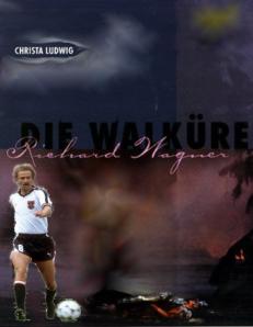 Christia Ludwig - FC Richard Wagner - Position Kicherin