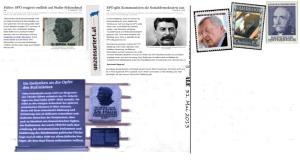 Josef Stalin und Freiheitliche - Wahrheitswankelmütigkeit