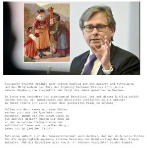 Bachmann-Preis und ORF - Bündnis der Verdummung