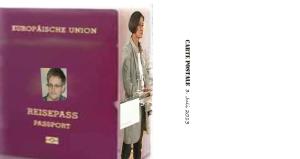 Edward Snowden - Passeport européen
