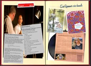 Bilderbuchsommertag August 2013