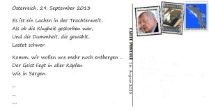 Österreich 29-09-2013