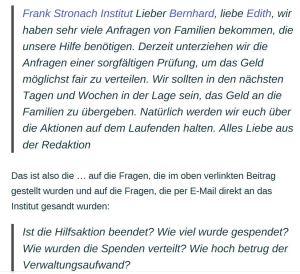 Frank Stronach - Durchschaubar