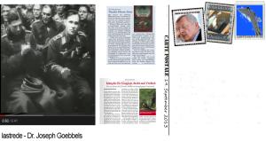Mit Theodor Körner gingen die Nazis unter, mit ihm beschwört die ZZ den Sieg - Eine Wahlniederlage