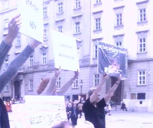 Stephanskirche - Im Hungerstreik gegen die katholische Kirche