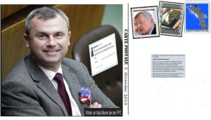 Norbert Hofer - Gemeingefährliche Wähler und Wählerinnen im Parlament