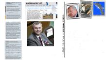 Norbert Hofer gibt ein Interview