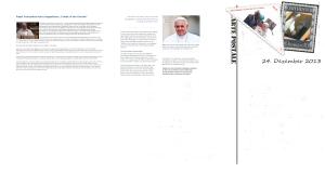 Papst Franziskus - ein Zeitgenosse von Augustinus