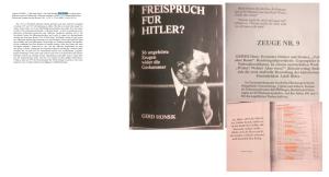 Hans Grimm von Freiheitlichen unvergessen - wohl zur Freude von Gerd Honsik