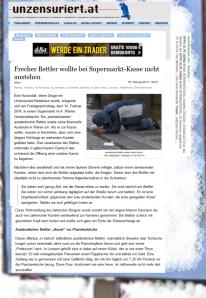 Nicht Bettler werden, sondernTrader bei Hypo Alpe Adria