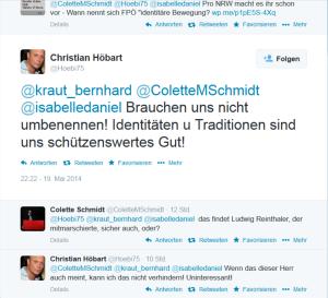 Christian Höbart - FPÖ braucht sich nicht umzubenennen