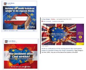 Freiheitlicher Schmiedl vom UKIP-Schmied