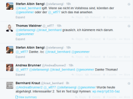 SPÖ reagiert sofort - Sebastian Kurz macht Karriere