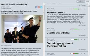 Polizei - Reihe 2014
