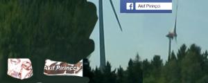 Akif Pirincci Wälder und Windräder nicht auf Facebook