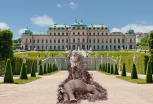 Denkmal für die ermordeten Tiere des Franz Ferdinand Habsburg - Eine Vorlage