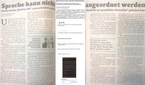 Heinz Mayer bestätigt Gender Mainstreaming - Eine Komödie