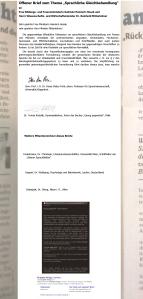 Heinz Mayer bestätigt Gender Mainstreaming - Fortsetzungskomödie Teil 6