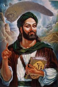 Moravagine tritt in das Antlitz Gottes