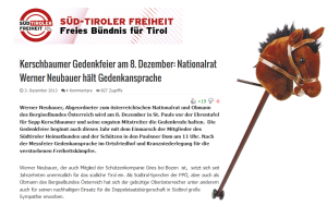 Neubauer - Kerschbaumer - Südtirol