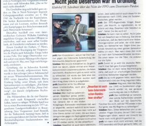 Profil 29 19-07-1999 - Sterben für die Manneszucht