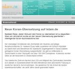 Sebastian Kurz Koran-Übersetzung