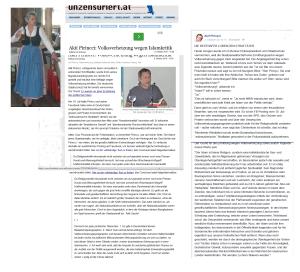 Akif Pirinci - Menschen sind Scheiße - aus freiheitlicher Welt entfernt