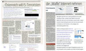 Österreich will FPÖ Internet nicht nehmen