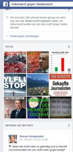 DDr Werner Königshofer Volksmacht gegen Staatsmacht