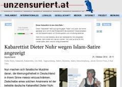 FPÖ Unzensuriert Dieter Nuhr