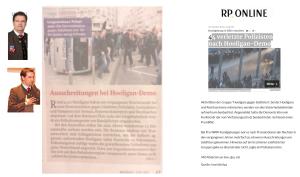 FPÖ-ZZ Hooligans - Auslassungen - Verharmlosungen