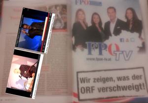 FPÖ-ZZ 46-2014 Würdigung Kosiek und Werbung freiheitlicher Parlamentsklub