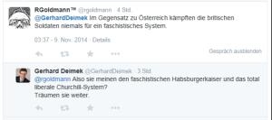 Gerhard Deimek Tweet 9-11-2014