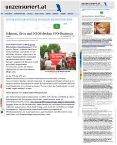 Haxenspreizer - FPÖ Unzensuriert