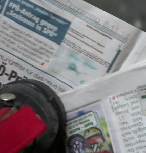 Heute Haxenspreizer FPÖ 6-11-2014
