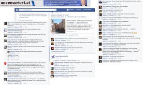 Facebook Unzensuriert - Sehet ein liebend Volk