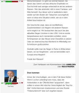 FPÖ Unzensuriert - 25-12-2014