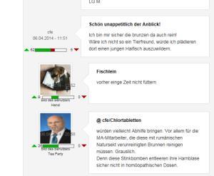 FPÖ-Unzensuriert - Immer noch online - 9-12-2014