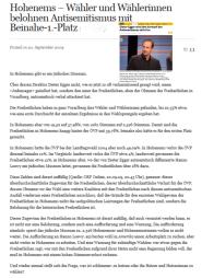 Dieter Egger - Wähler und Ei