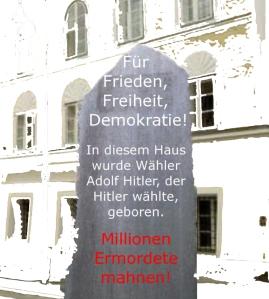 Hitler Haus Braunau am Inn