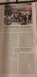 Nagel FPÖ Zur Zeit Zersetzung des deutschen Volkes
