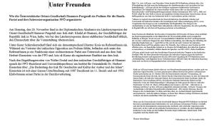 Walter Dostal - Unter Freunden