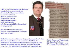 Zur Zeit FPÖ Relativierung